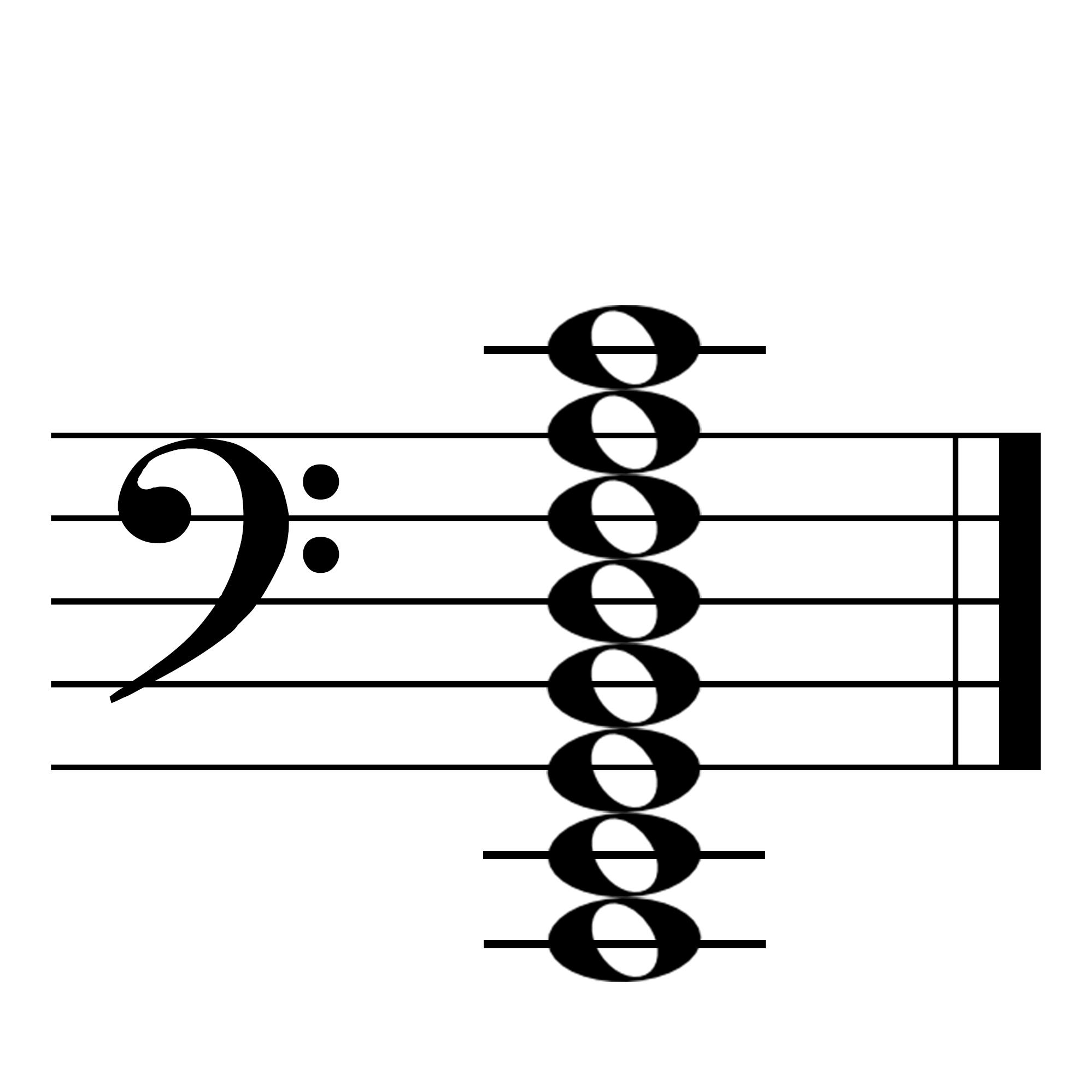 音符 記号 ヘ 音